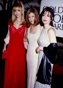 the ladies of Friends circa 1995-ish. Oh how times have changed!